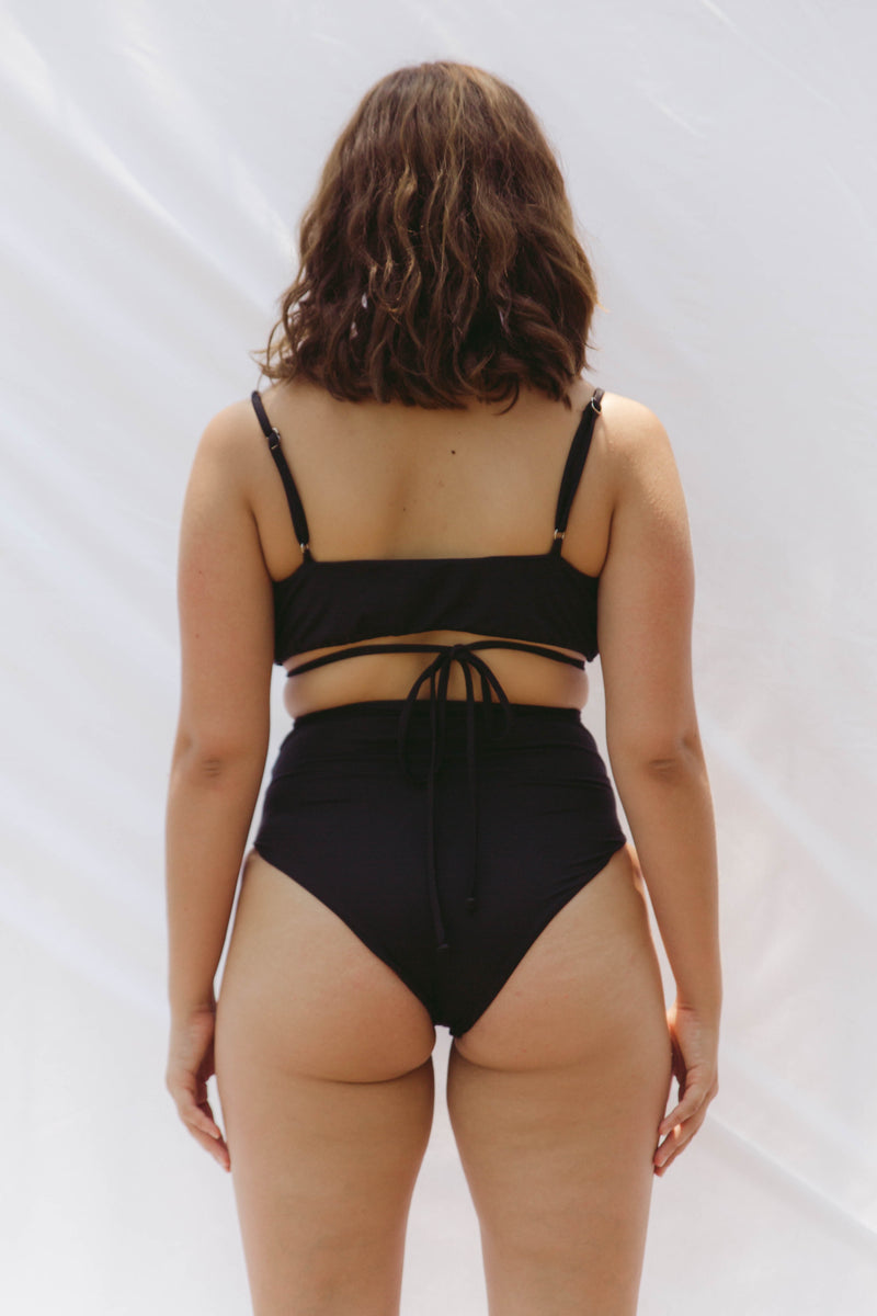 LUNA Extra High Waist Bottom
