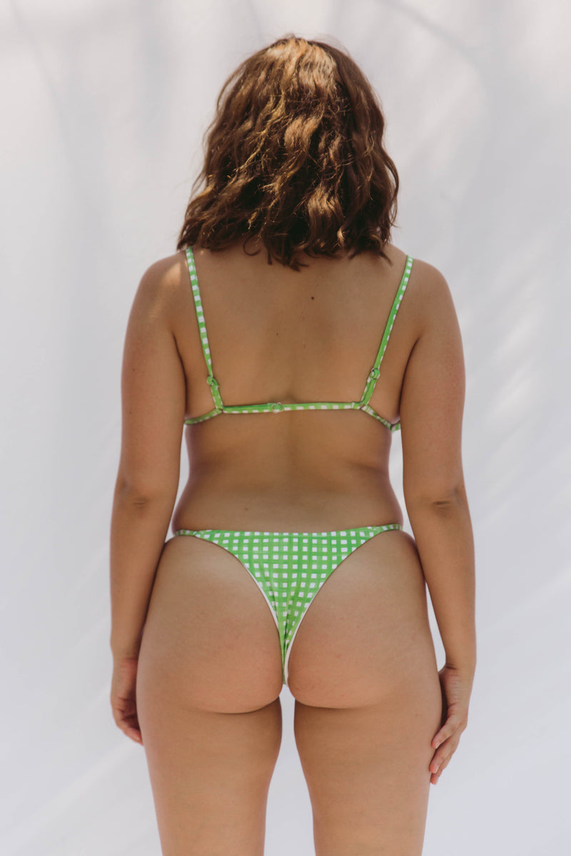 CANDY Brazilian Bottom (Custom tie sides pictured)
