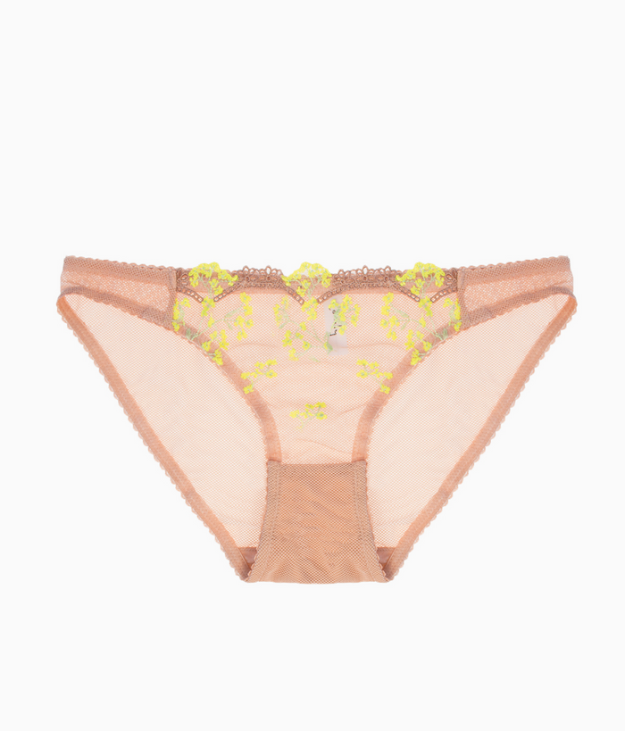 Lonely Label Scout Brief - Yellow Daisy
