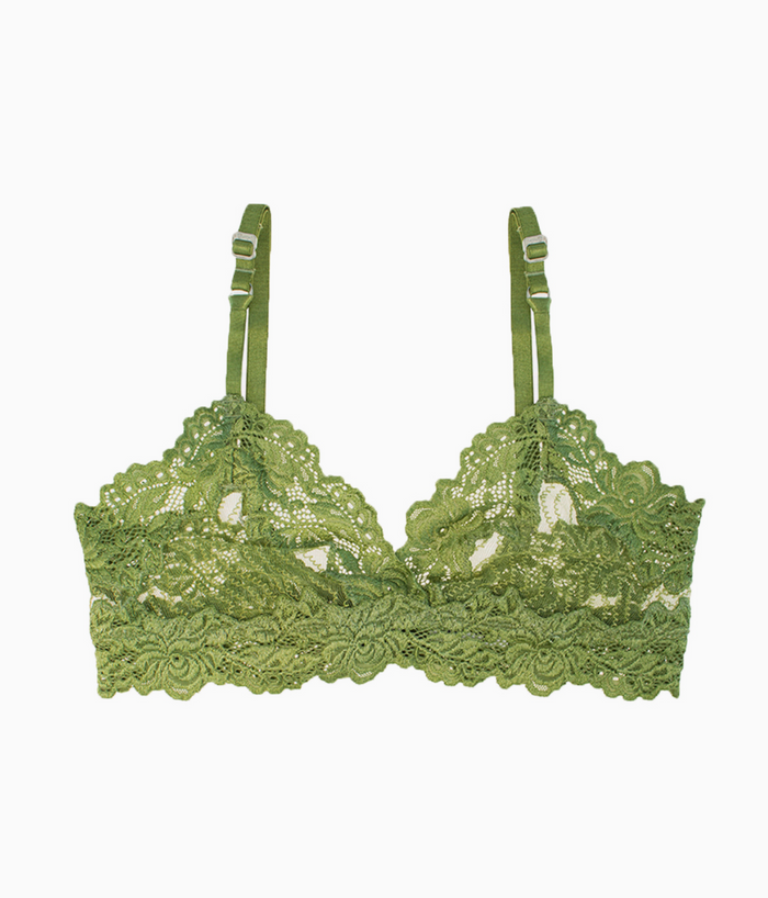 Lonely Label Bonnie Soft cup Bra - Pickle