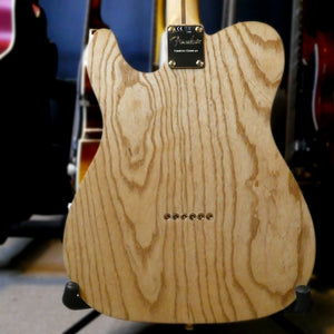 Fender Rarities Series Red Mahogany Top Telecaster Natural (2019)