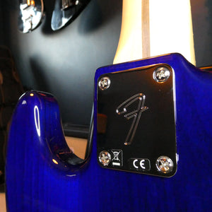 Fender Player Series Plus Top Jazz Bass in Blue Burst Limited Edition