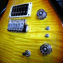 Load image into Gallery viewer, PRS S2 35th Anniversary Custom 24 in Tri Colour Burst
