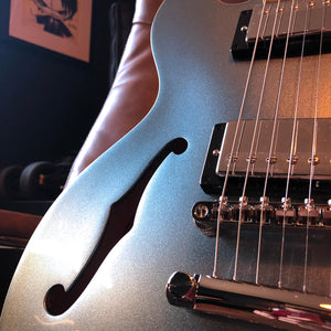 Epiphone ES-339 in Pelham Blue