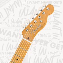 Load image into Gallery viewer, Fender Vintera '50s Telecaster, Maple Neck, Fiesta Red