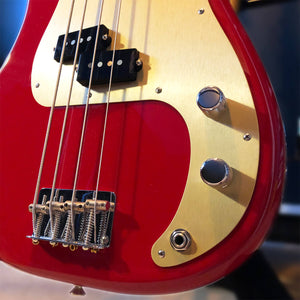 Fender Vintera '50s Precision Bass in Dakota Red