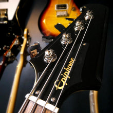 Load image into Gallery viewer, Epiphone Thunderbird 60s Bass in Ebony