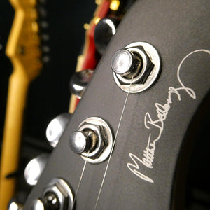 Manson MBM-1 Matthew Bellamy in Satin Black