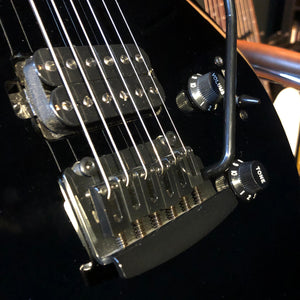 Sterling by Music Man Sub Axis in Black