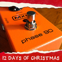 Load image into Gallery viewer, MXR Phase 90 Orange Pedal