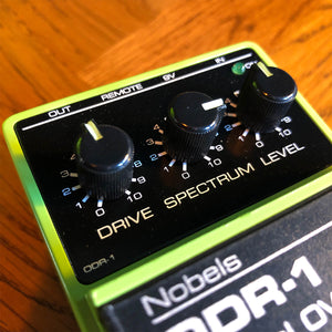 Nobels ODR-1BC Natural Overdrive Pedal