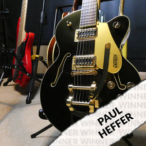 Gretsch G5655TG Electromatic Center Block Junior in Black Gold