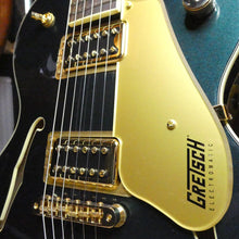 Load image into Gallery viewer, Gretsch G5655TG Electromatic CB Junior in Cadillac Green