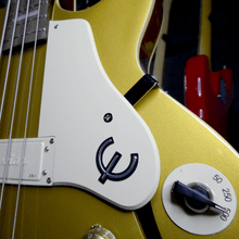 Load image into Gallery viewer, Epiphone Jack Casady Bass in Metallic Gold