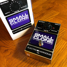 Load image into Gallery viewer, EHX Small Clone