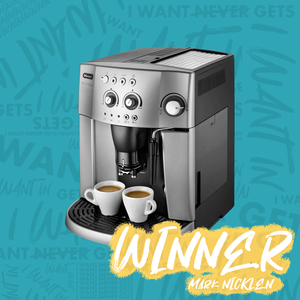 De'Longhi Magnifica Coffee Machine