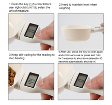 Pet Food Scale Cup For Dog