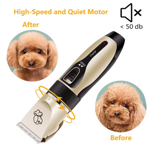 Low Noise Dog Clipper