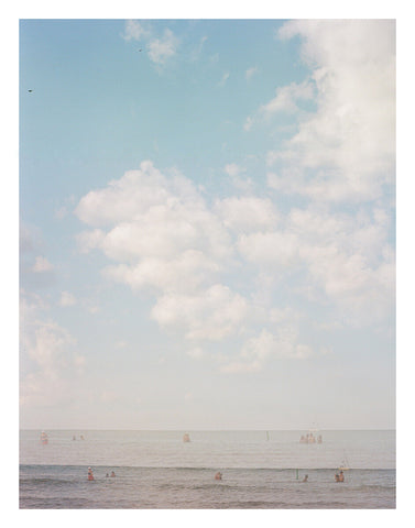Saxon Baird - Lake Michigan Vision, 2019