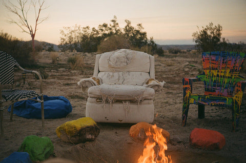 Ryan Bourque - Desert Chair, 2019