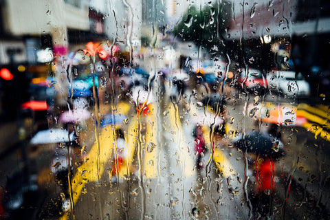Juan Paolo Alicante - Hong Kong Showers, 2017