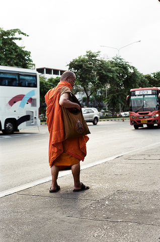 Edna Holifield - Bangkok Monk, 2017