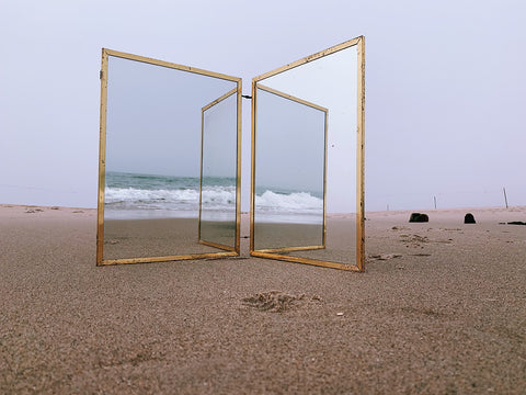 Erica Reade, A Window, A Portal, A Mirror, 2019