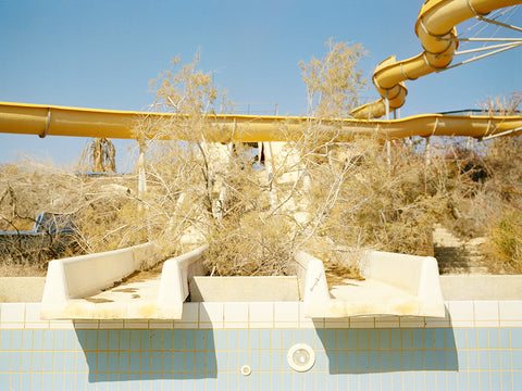 Dana Stirling - Untitled 2, Dead Water, Kibutz Kalia, Dead Sea, Israel, 2012