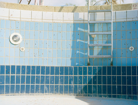 Dana Stirling - Untitled 3, Dead Water, Kibutz Kalia, Dead Sea, Israel, 2012