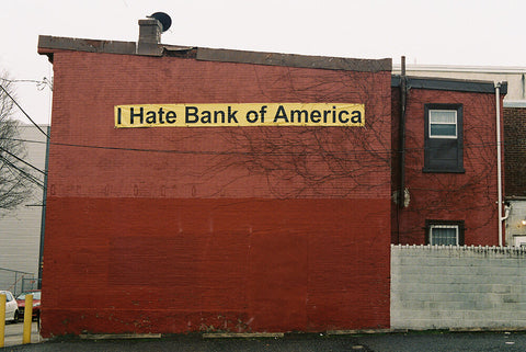 Mike Cordisco - I Hate Bank Of America, 2018