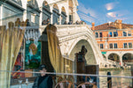 Mary Catherine Messner - Rialto Bridge Reflection, 2018