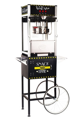 16OZ POPCORN MACHINE WITH CART