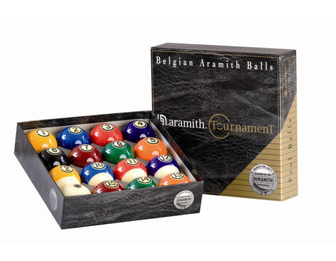2 1/4 ARAMITH TOURNAMENT DURAMITH BALL SET