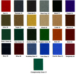 INVITATIONAL BILLIARD CLOTH 7FT, 8FT or 9FT