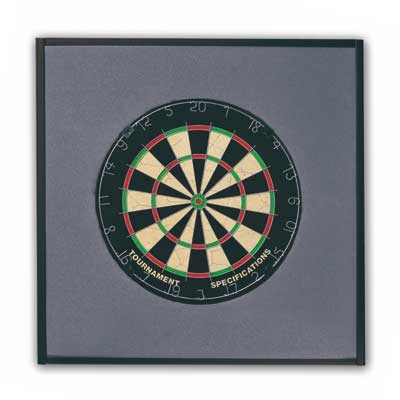 DARTBOARD SURROUND WITH FRAME