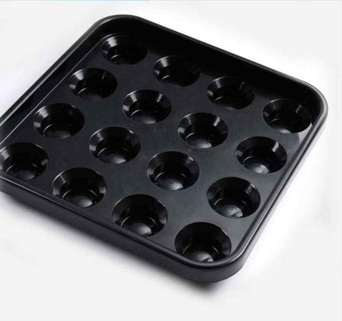EIGHT BALL PLASTIC BALL TRAY