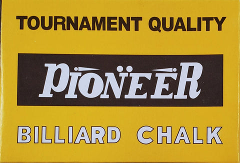 PIONEER BILLIARD CHALK