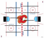 CALGARY FLAMES SUPER CHEXX NHL DOME HOCKEY