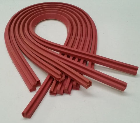 SNOOKER PINK RAIL RUBBER