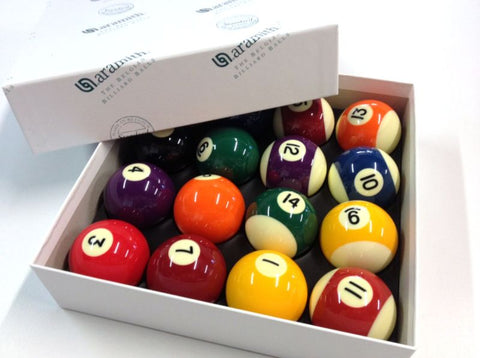 2 1/4 ARAMITH STANDARD BALL SET
