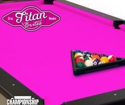 TITAN BRITES BILLIARD CLOTH 7FT, 8FT, OR 9FT