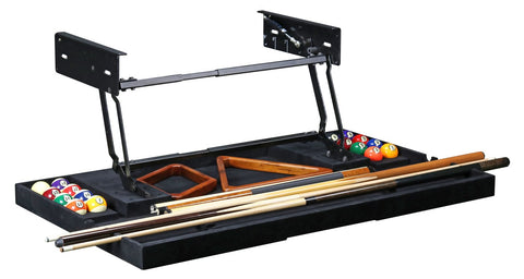 THE PERFECT DRAWER FOR 7FT, 8FT, OR 9FT POOL TABLES