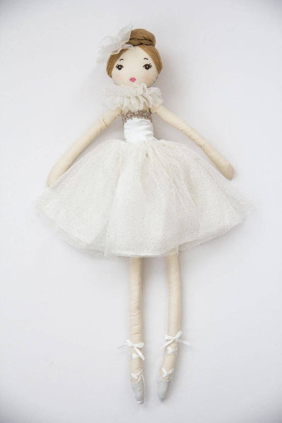 TOYS - Large Doll - White