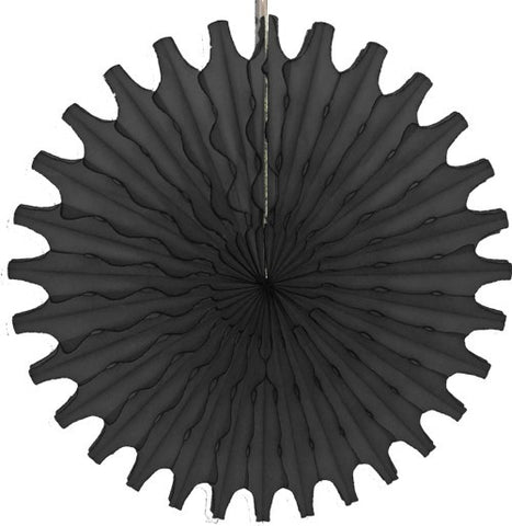 "Honeycomb Fan 18""-Black"