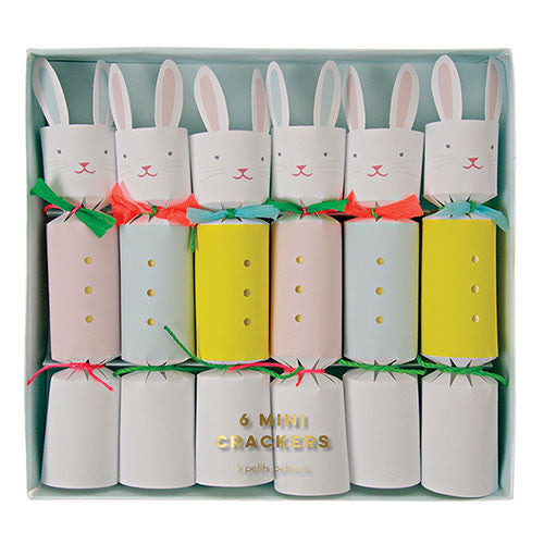 Easter Bunny Crackers