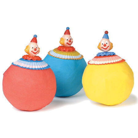 Deluxe Surprise Ball Clown
