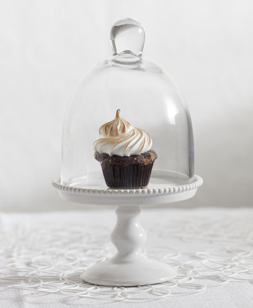 DECOR BON BON Glass Dome