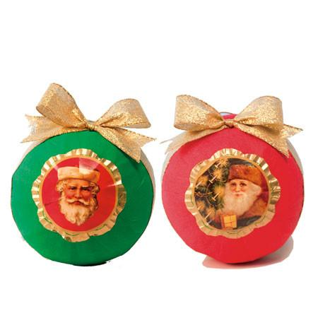 Holiday Santa Surprise Ball