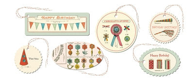 CELEBRATIONS GIFT TAGS