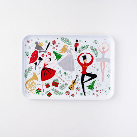 Nutcracker Tray